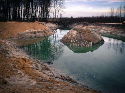 Пруды и водоемы — проектирование и создание